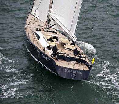 Solleone - sailing