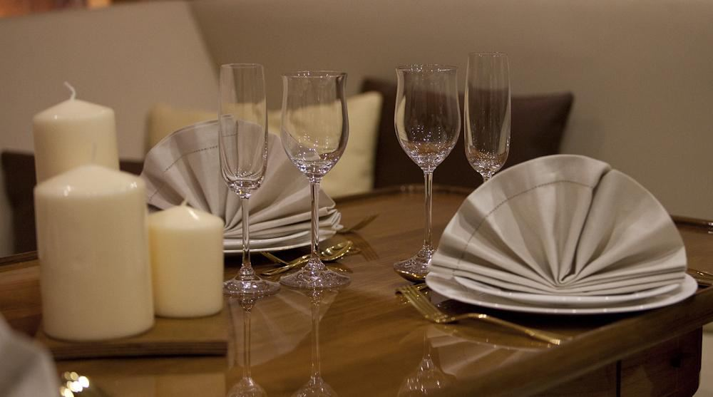 Stereden Ann Esperanz -    Dining Detail