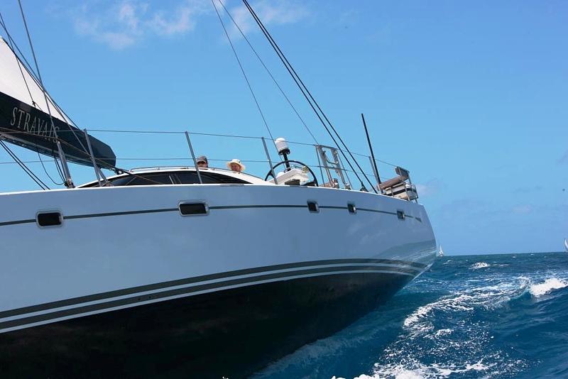 Stravaig -  Sailing