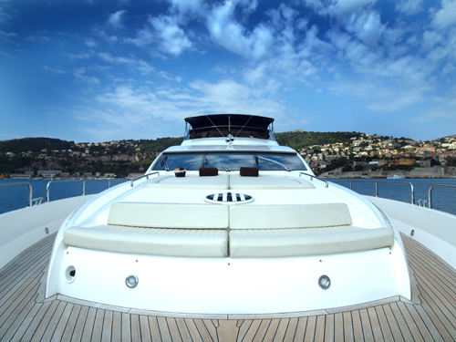 Sunseeker Yacht PHOEBE TRES -  Foredeck