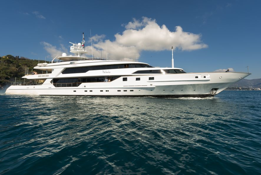 Super yacht THE WELLESLEY - Main