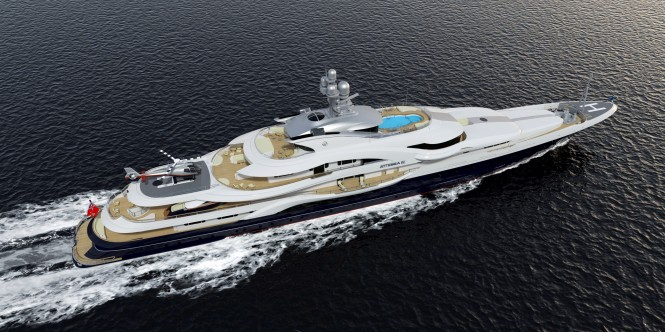 Yacht Attessa Iv A Washington Yachting Group Refitted Superyacht