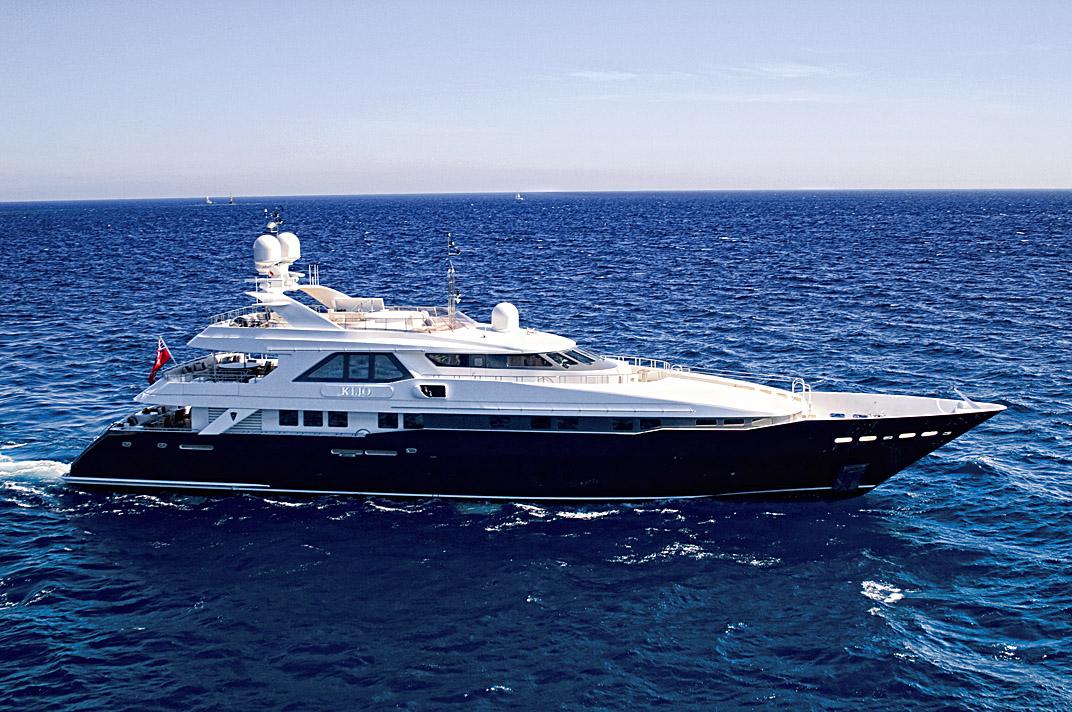 Superyacht KIJO - 001