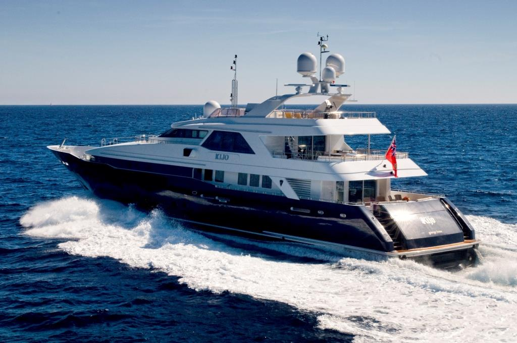 Superyacht KIJO - 002