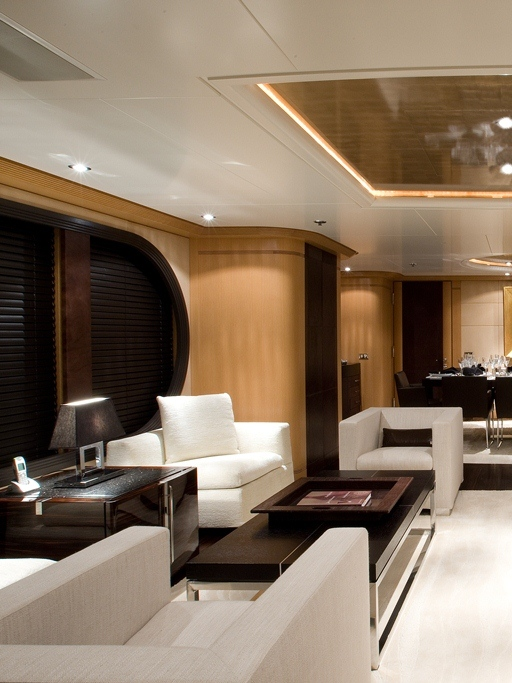 Superyacht MALIBU - Salon 1