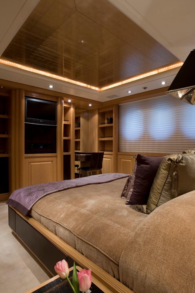 Superyacht MALIBU - VIP Cabin 2