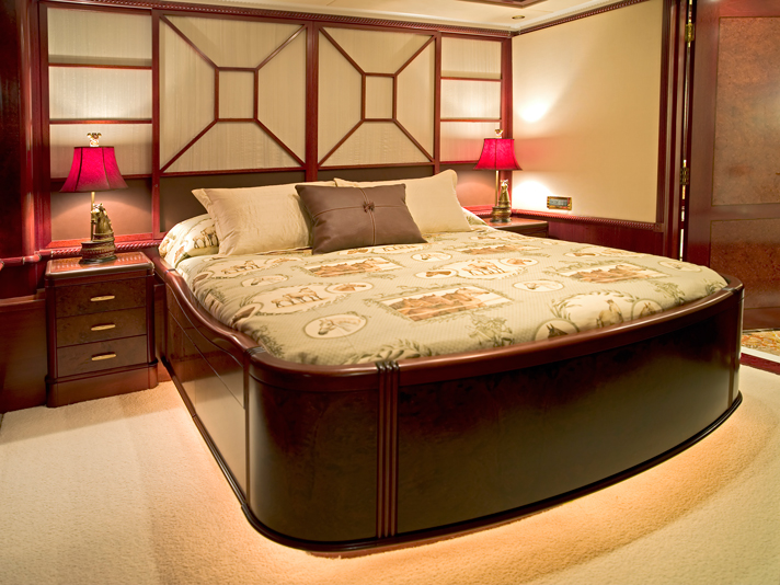 Superyacht NOBLE HOUSE -  Master Cabin
