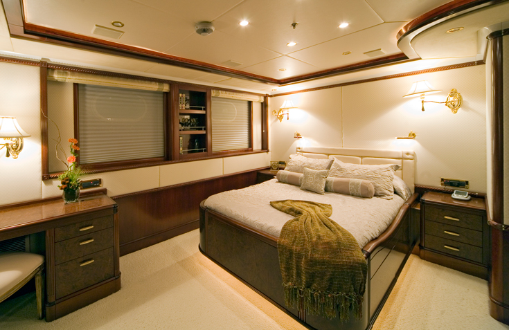 Superyacht NOBLE HOUSE -  Queen Cabin