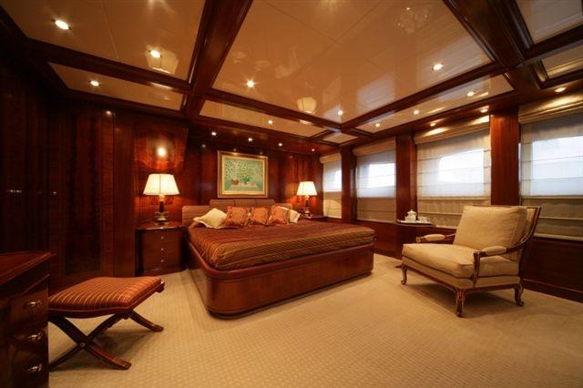 Superyacht OCEANOS -  VIP Cabin