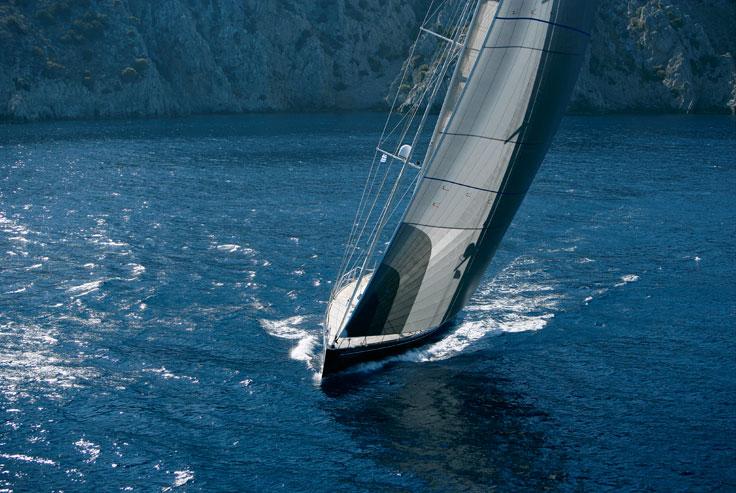 Swan 82 - Sailing (sistership)