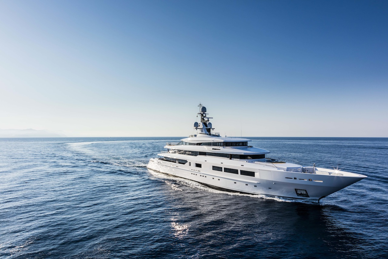 TANKOA 693 motor yacht SUERTE