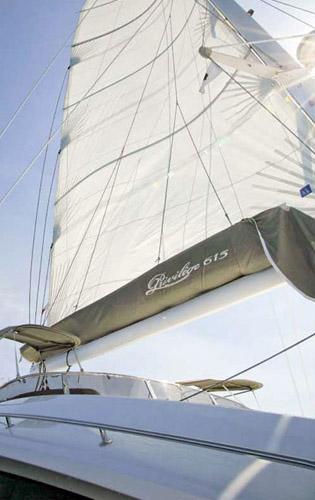 TARANI -  With Sails