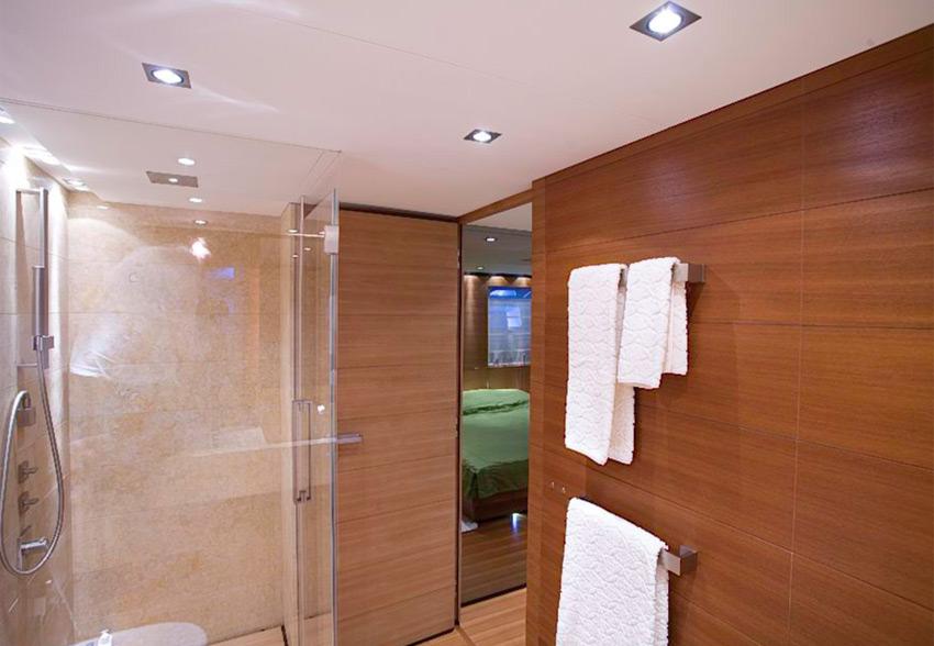 TATIANA PER SEMPRE Guest Bathroom
