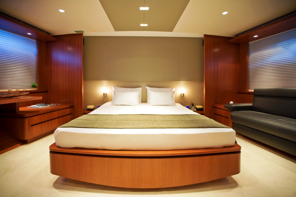 TAURUS VIP Cabin