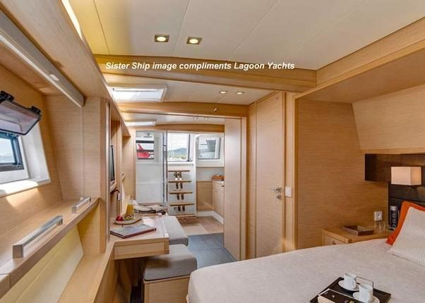 TELL STAR 62 - Master suite