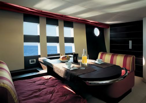 THE SULTANS WAY 006. -  Master Cabin 3