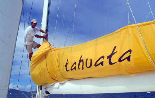 Tahuata - Boom