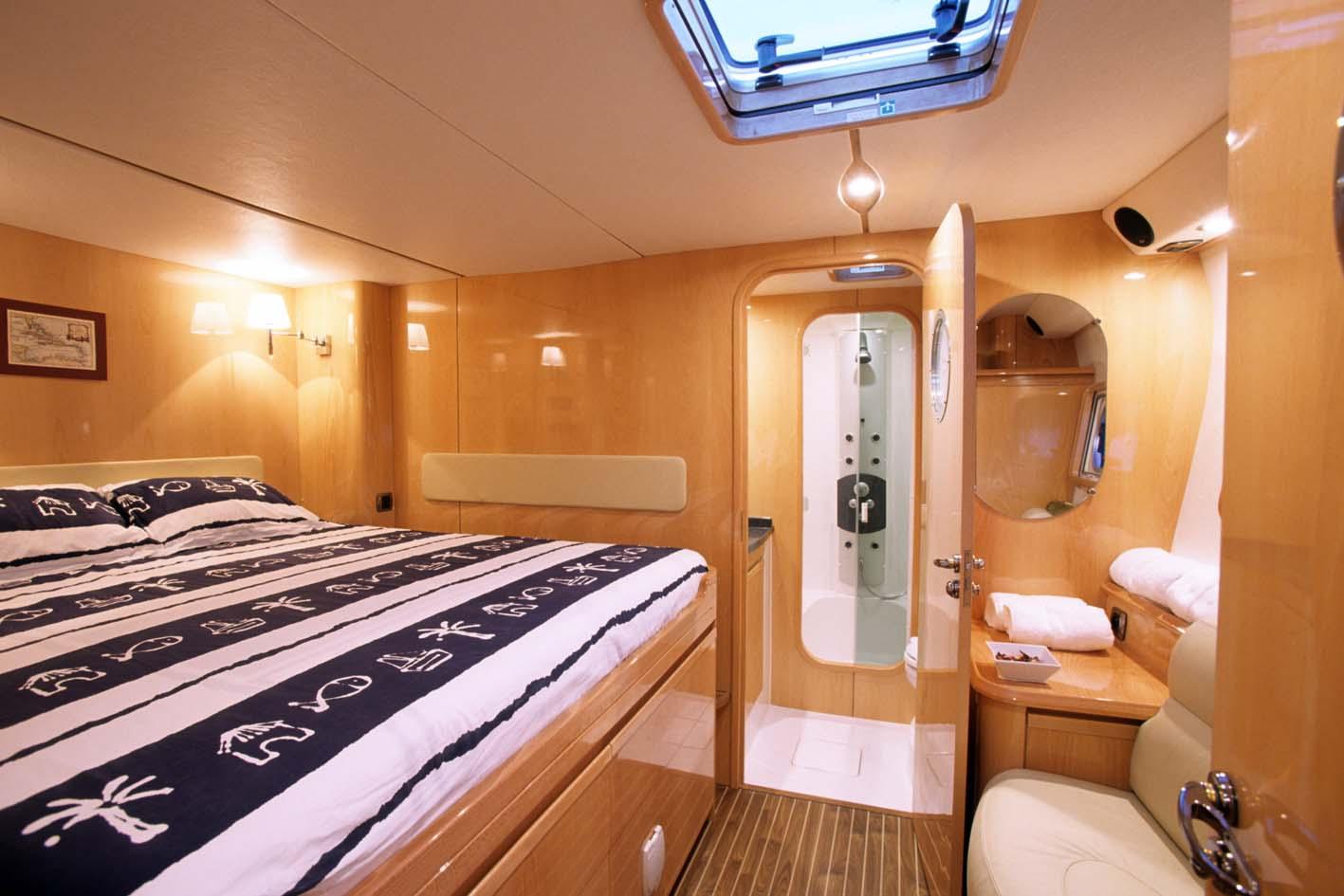 Tahuata - Forward Guest Cabin