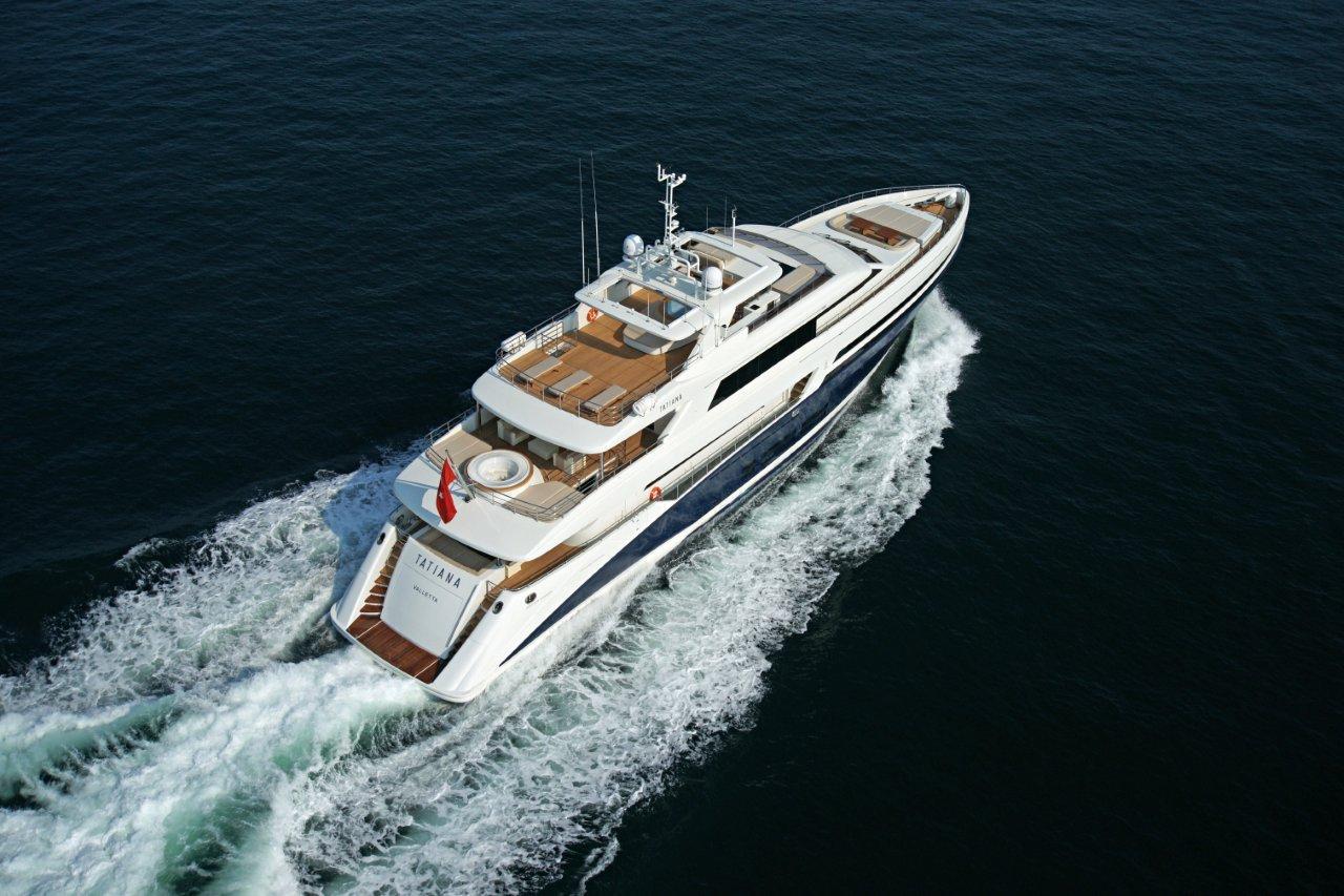Tatiana yacht - a 45m superyacht by Bilgin Yachts