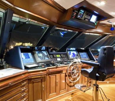 Teleost Wheelhouse
