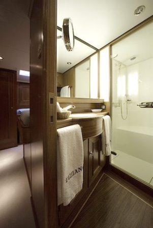 Tiziana Guest Bathroom