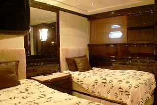 Voyage -  Twin cabin