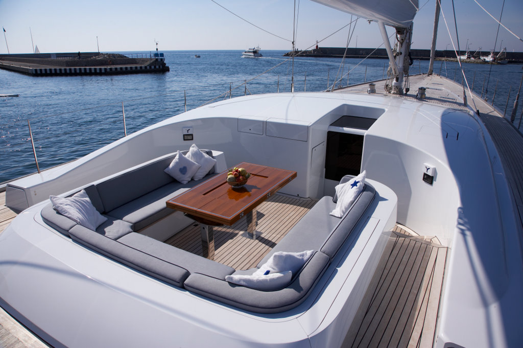YII - Deck Seating