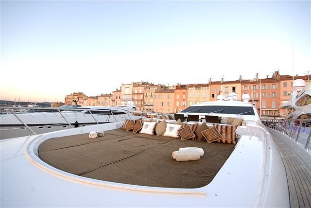 Yacht AFRICAN CAT -  Foredeck 2
