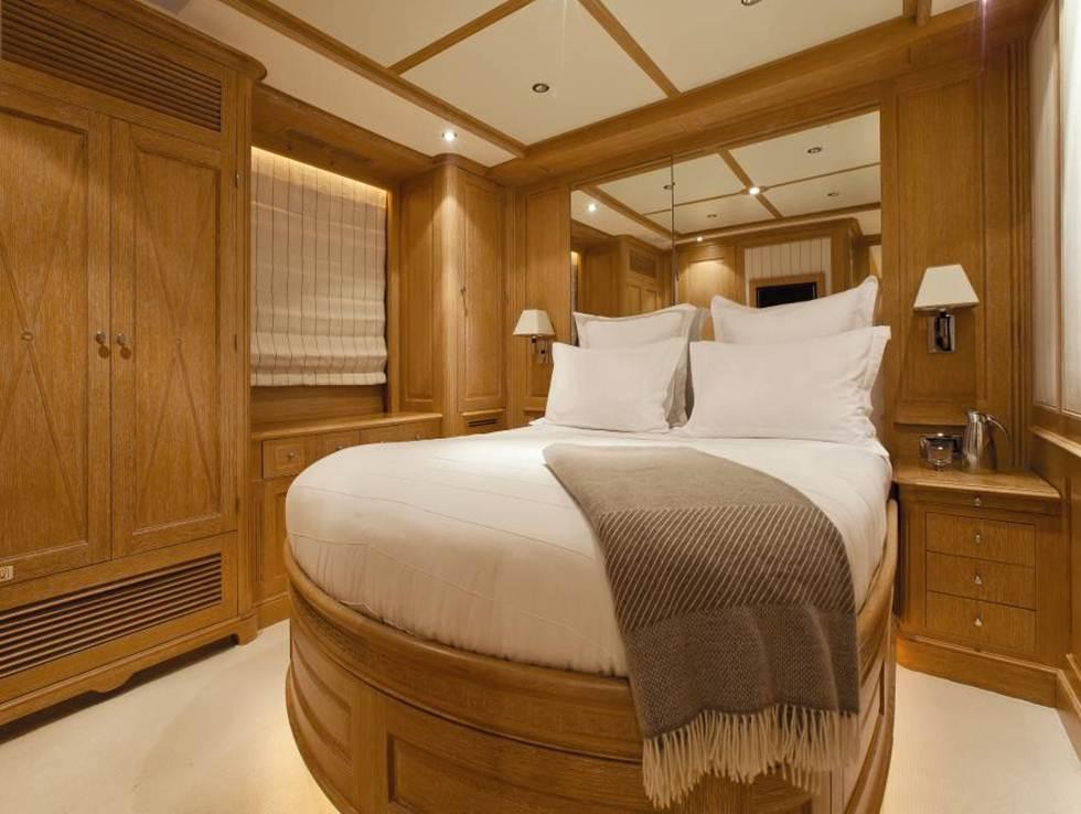 Yacht AFRICAN QUEEN -  Double Cabin