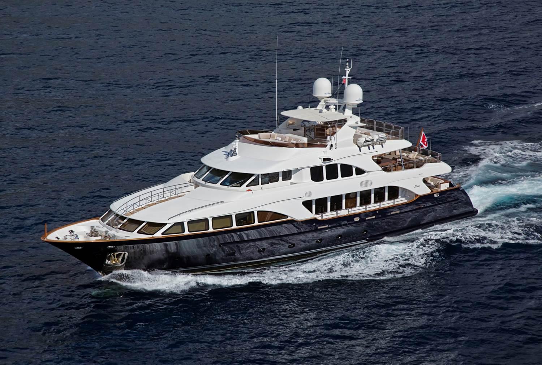 Yacht AFRICAN QUEEN -  Main