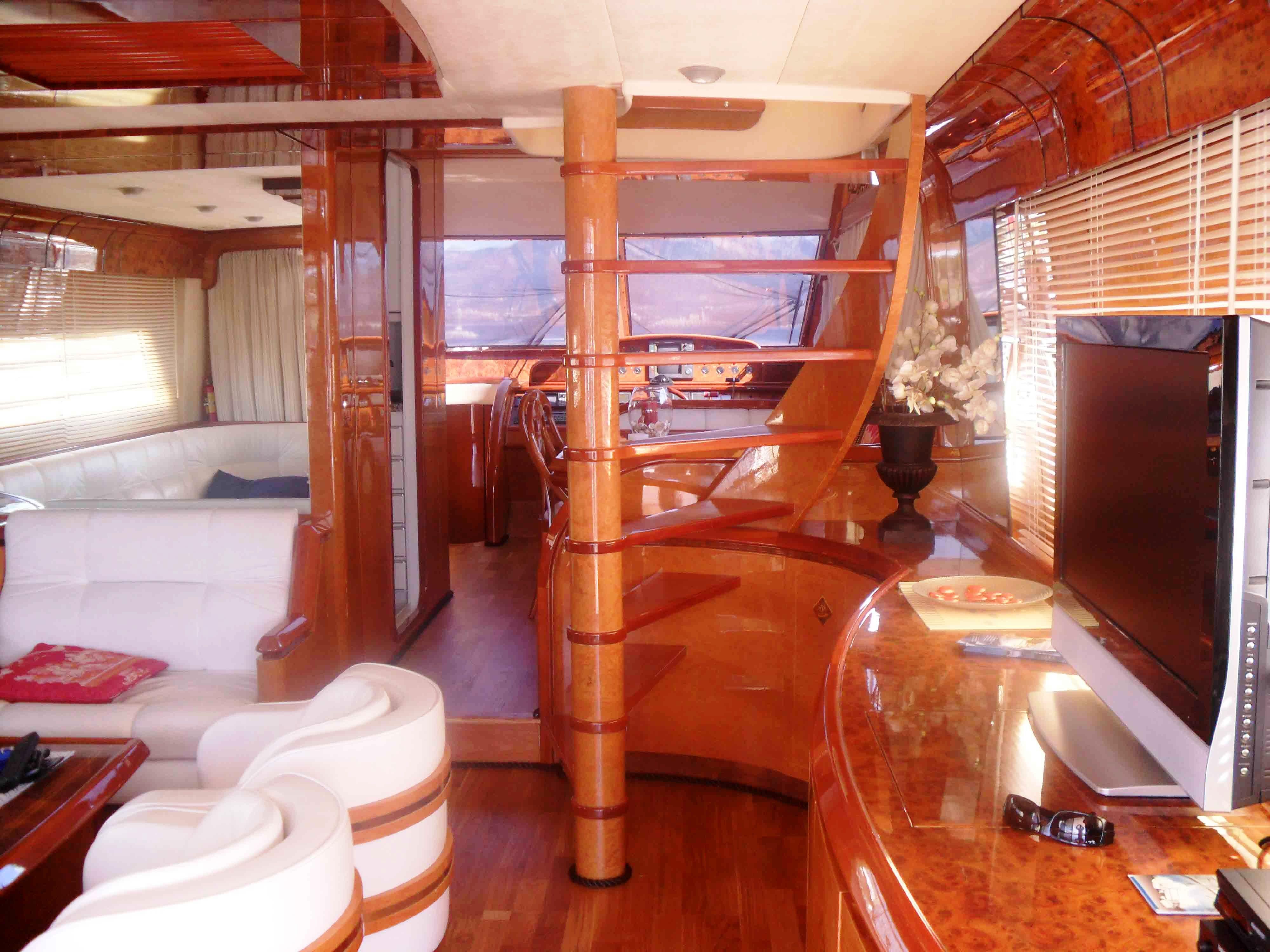 Yacht ALBATROSUN -  Salon 2