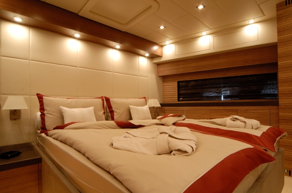 Yacht ALEON -  VIP Cabin