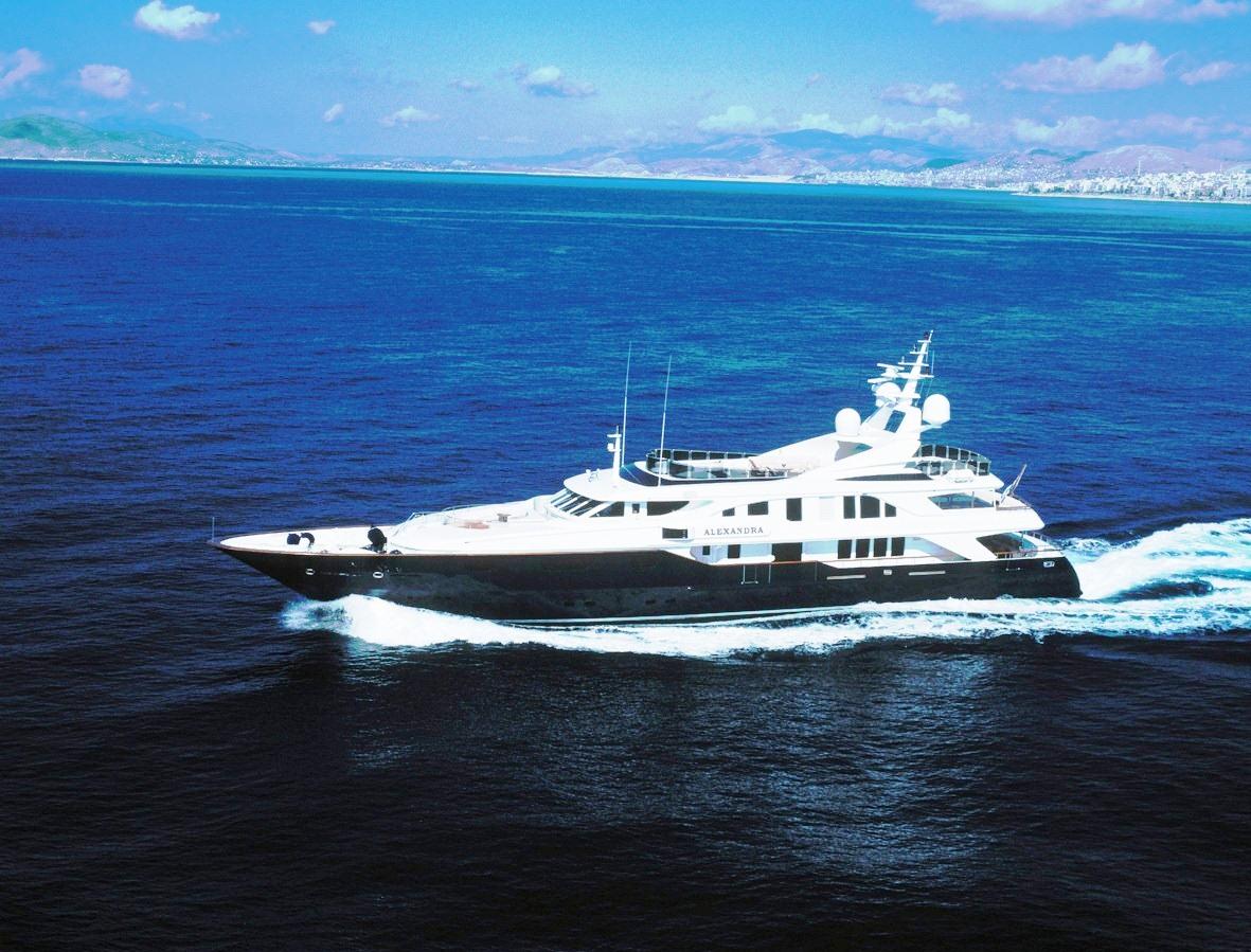 Yacht ALEXANDRA -  Main View