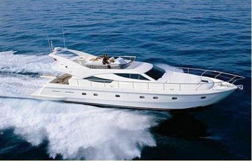 Yacht ANATES II - Running