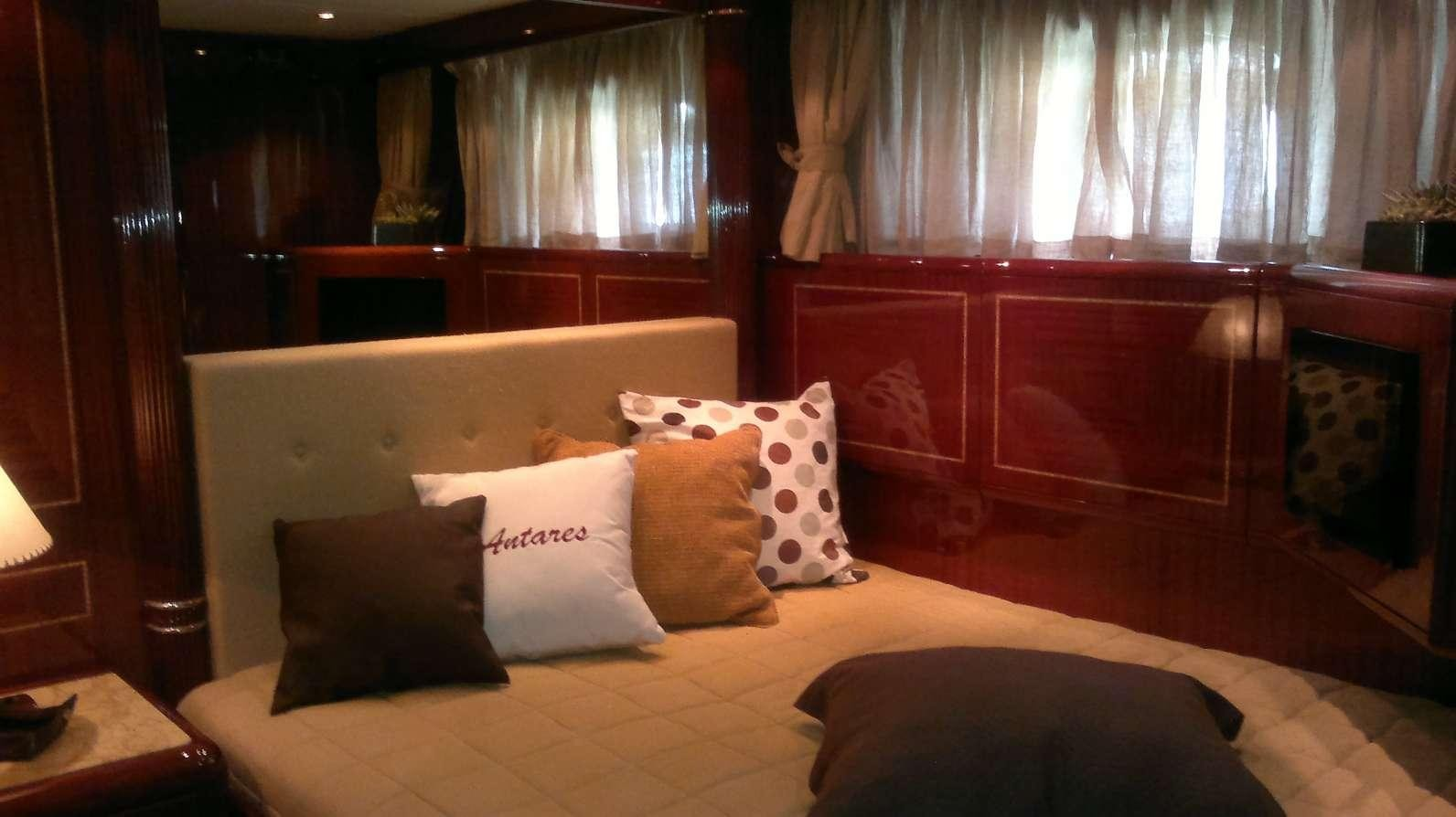 Yacht ANTARES K -  Guest Cabin