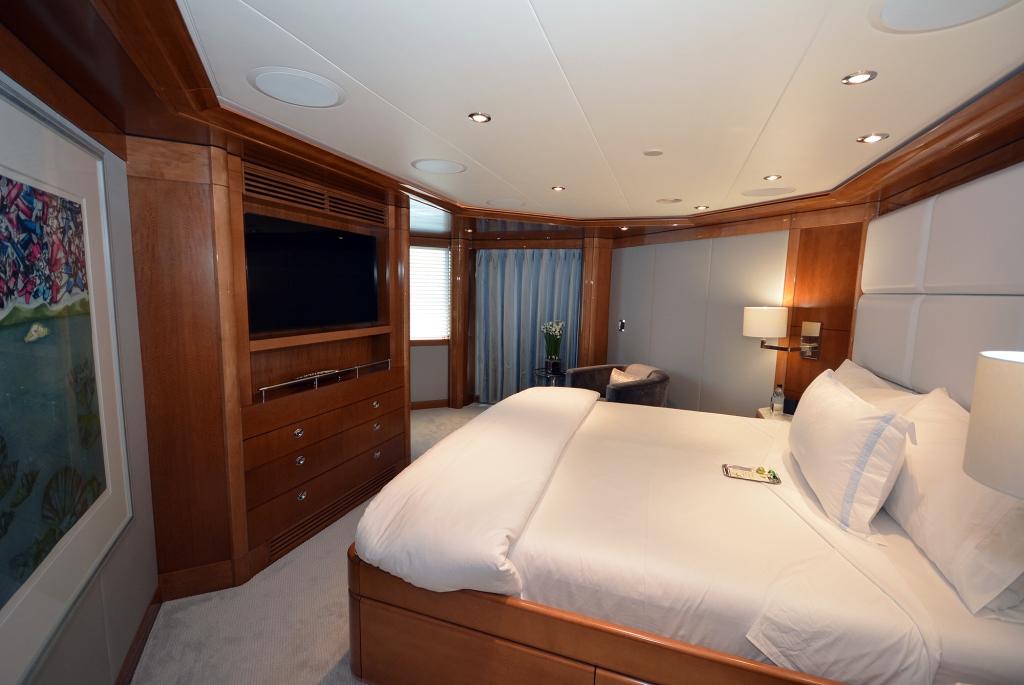 Yacht AQUAVITA - VIP Cabin