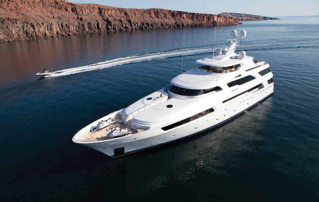 Yacht ARIANNA -  Main