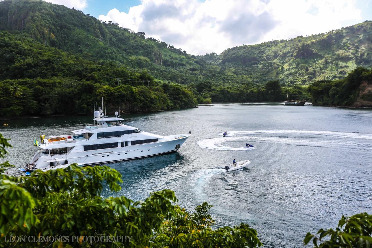 Yacht ARIOSO -  Main