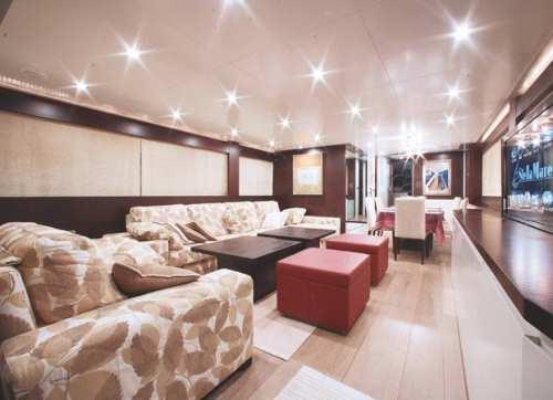 Yacht ARISTEA -  Salon