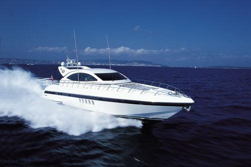 Yacht ASPRA 38 -  Cruising