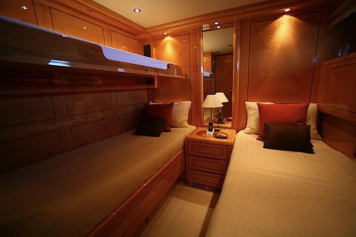 Yacht ASPRA 38 -  Twin Cabin 2