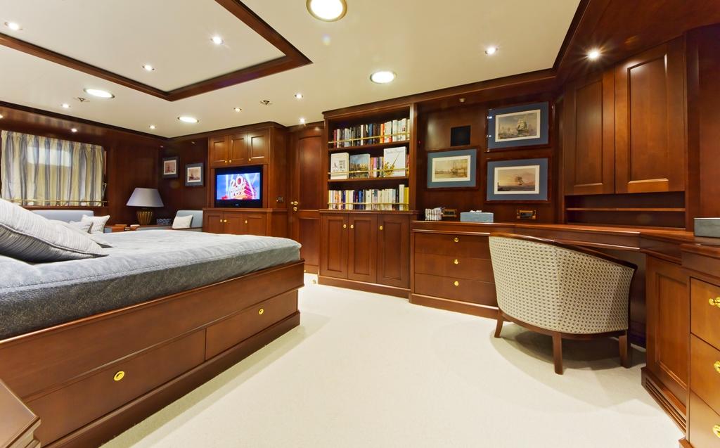Yacht AXANTHA II -  Master Cabin 2