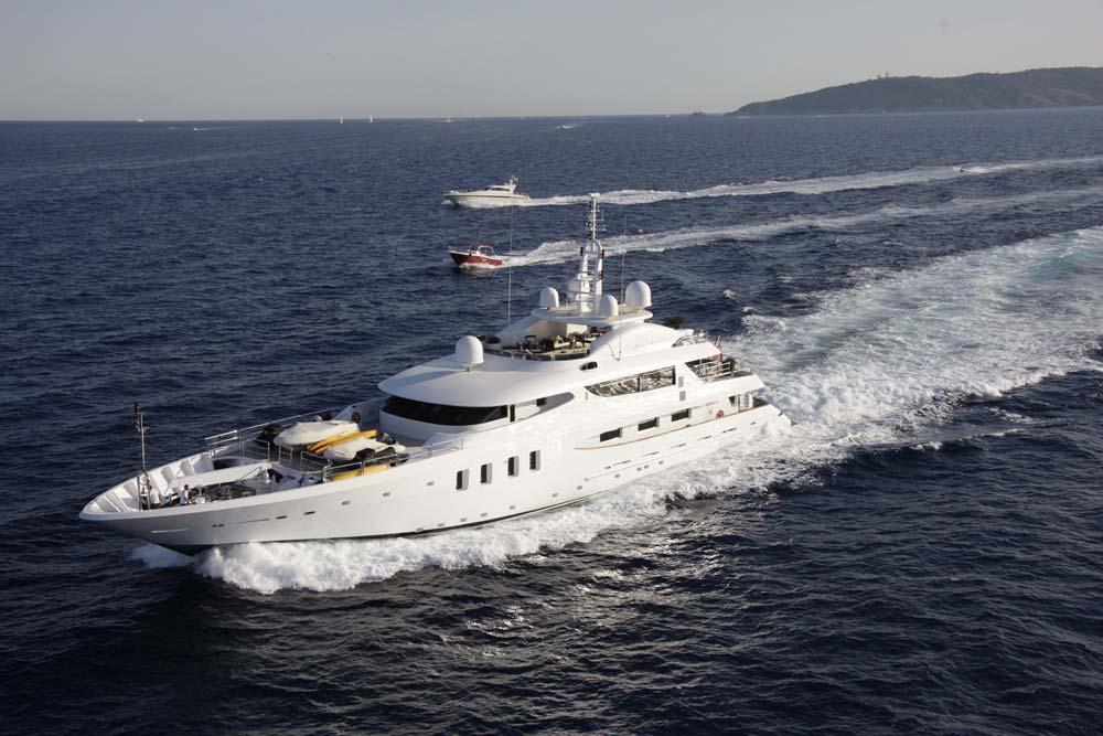 Yacht AZTECA II -  Cruising