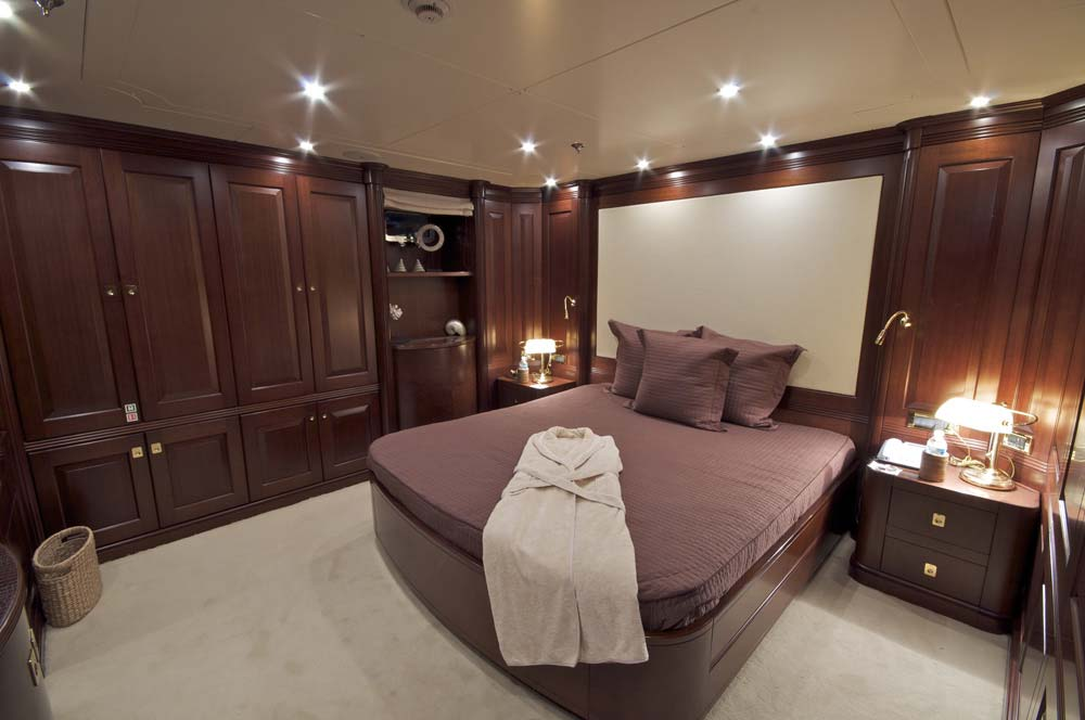 Yacht AZTECA II -  Double Cabin