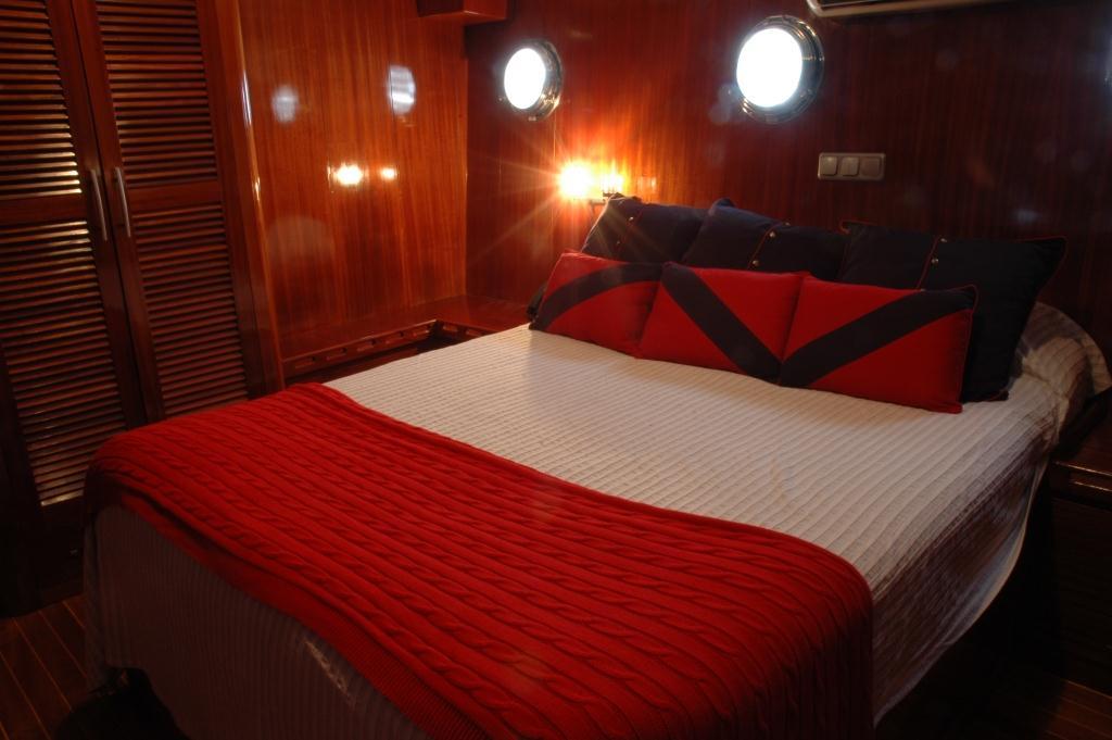 Yacht AZUL DE CORTES - Guest Cabin 3