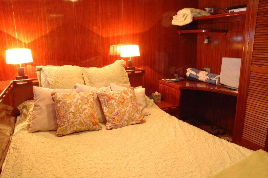 Yacht AZUL DE CORTES - Guest Cabin 5