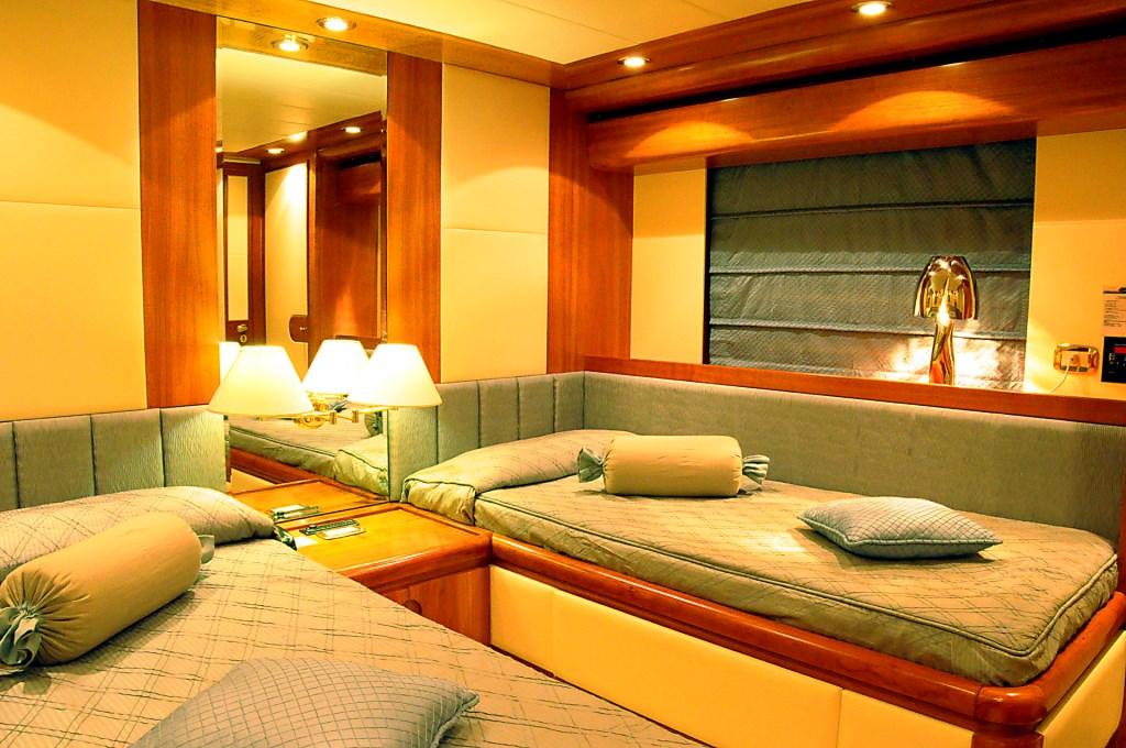 Yacht BENDYCTA - Twin Cabin 2