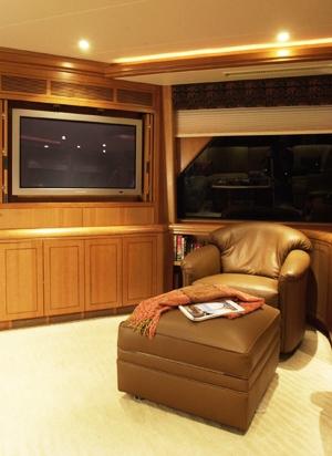 Yacht BESAME -  Main Salon Aft