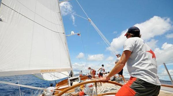 Yacht BOLERO -  Sailing 2