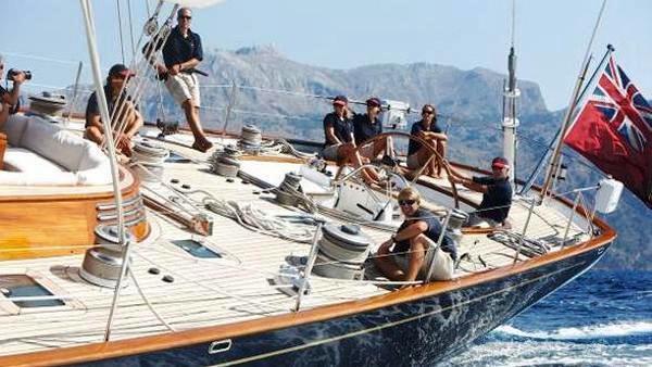 Yacht BOLERO -  Sailing